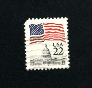 USA #2114   used  1985 PD .08