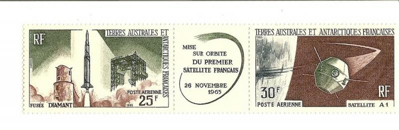 French Southern and Antarctic Teritories C10a MNH .