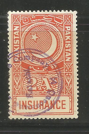 PAKISTAN 1  USED,  REVENUE,  INSURANCE