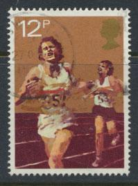 Great Britain SG 1134 - Used - Sports