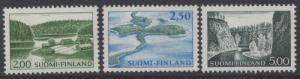 *Finland # 414-415A, 415 MH VF+