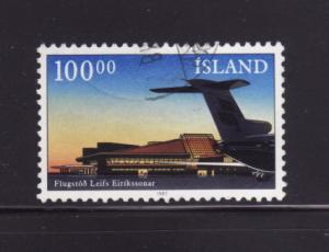 Iceland 638 Set U Keflivik International Airport