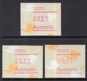 Australia MI 14-8 Framas Hobart MNH VF