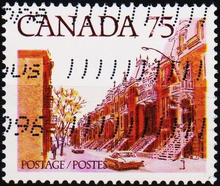 Canada. 1977 75c S.G.881 Fine Used