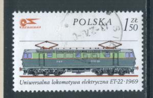 Poland 2145  Used
