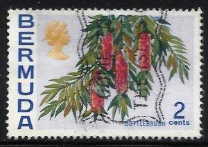 Bermuda 1970 Scott# 256 Used