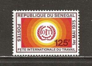 Senegal Scott catalog # 409 Mint NH See Desc