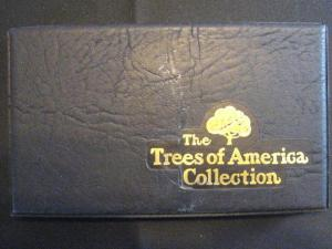 THE TREES OF AMERICA COLLECTION COVERS - (FG 9)