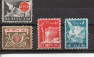 Croatia B52-B55 MH