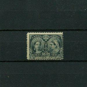 #58 fifteen cent Jubilee 1897 MNH cat $450 decent gum see scan Canada mint