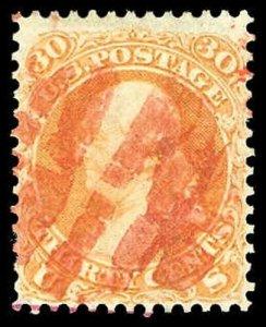 U.S. 1861-66 ISSUES 71  Used (ID # 78342)