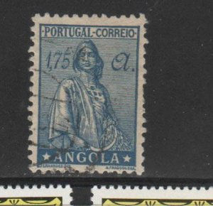 ANGOLA #258A  1946  1.75a  CERES  F-VF  USED