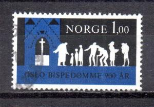 Norway 577 used
