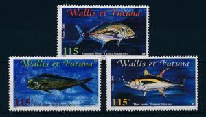 [52008] Wallis et Futuna 2000 Marine life Fish MNH