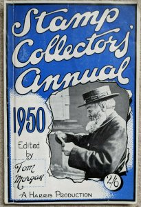STAMP COLLECTORS' ANNUAL 1950 Classic philatelic-literature