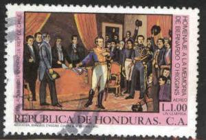 Honduras  Scott C702 Used airmail stamp