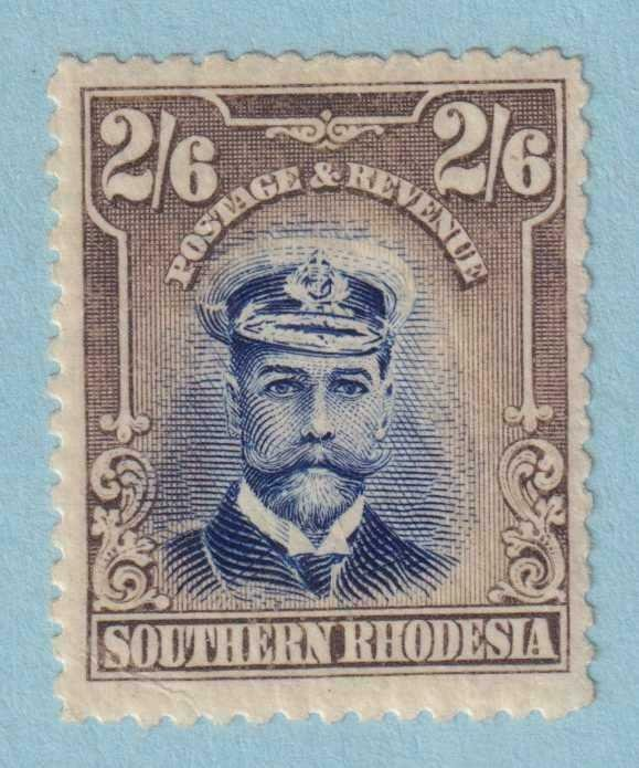 SOUTHERN RHODESIA 13  MINT LIGHTLY HINGED OG * NO FAULTS EXTRA FINE !