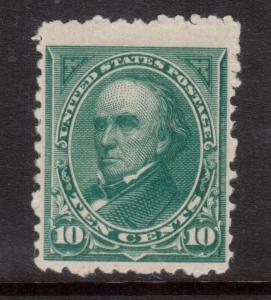USA #258 NH Mint