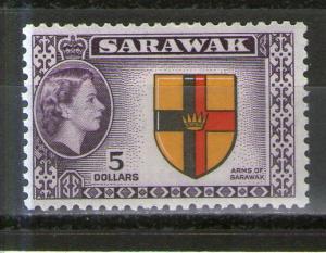 Sarawak 211 MNH