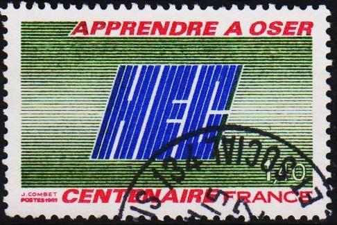 France. 1981 1f40 S.G.2420 Fine Used