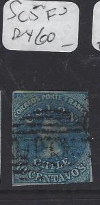 CHILE  (P0509BB)  COLUMBUS SC 5   FU