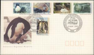 Australian Antarctic Territory, Polar, Animals