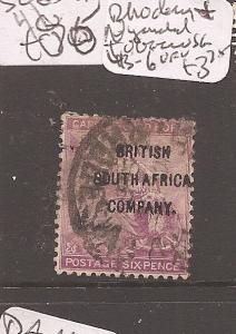 Rhodesia SG 63 VFU (1dbc)