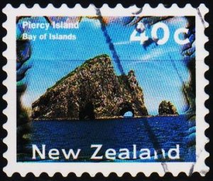 New Zealand. 1996 40c S.G.1985 Fine Used