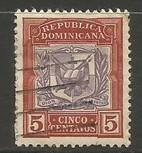 Dominican Republic 129 VFU ARMS C662-1