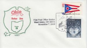 2003 Ohio Bicentennial West Union Pictorial