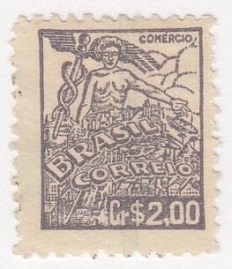 Brazil, Scott # 666, MH