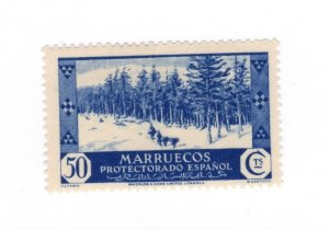 Morocco #161 MH - Stamp CAT VALUE $8.50