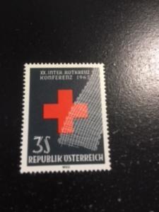 Austria sc 752 MNH