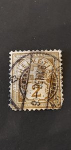 Switzerland #69a Used