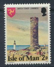 Isle of Man - SG 111a  SC# 113a  MUH  Perf 14½