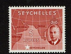 Seychelles SC# 170, Mint Hinged, Hinge Remnant - S11667