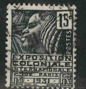 FRANCE Scott 228 Used from 1930-31 Colonial Expo issue