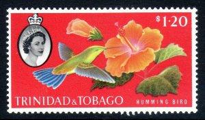 TRINIDAD  AND TOBAGO  -- 1960-67   sg296     $1.20   MM   cv £15