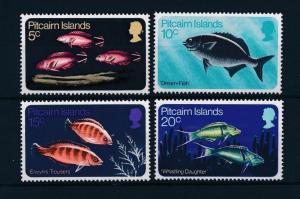 [35258] Pitcairn Islands 1970 Marine Life Fish MLH