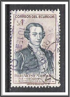 Ecuador #519 Maldonado Used