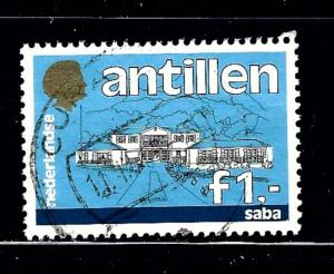 Netherlands Antilles 544 Used 1985 issue