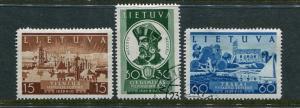 Lithuania #314-6 Mint/Used