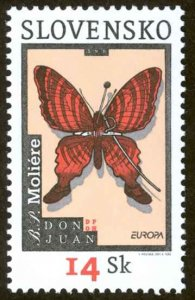 Slovakia Sc# 429 MNH 2003 Europa