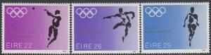 Ireland 595-7 MNH - 1984 Summer Olympics