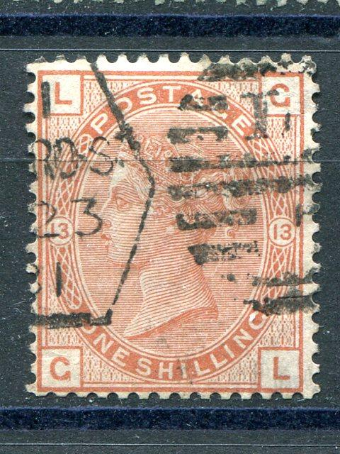 Great Britain #87 used VF