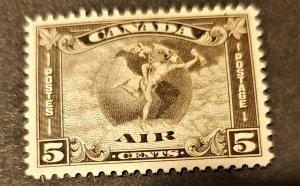 CANADA #C2 MINT F-VF OG LH CV $85.00