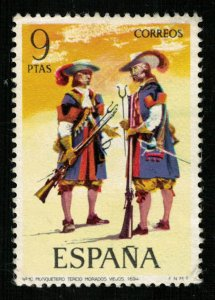 Spain, (4043-т)