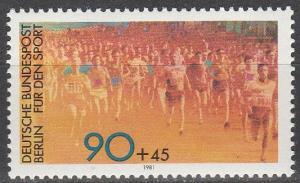 Germany #9NB181   MNH  (S8995)