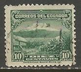 ECUADOR 325 VFU E953-2