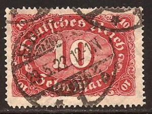 Germany  #  195  used